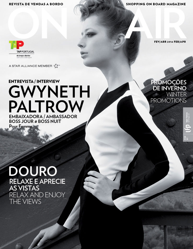 ON AIR - Fevereiro 2014 - capa