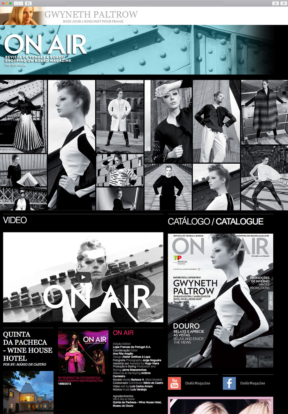 ON AIR - Fevereiro 2014 - site