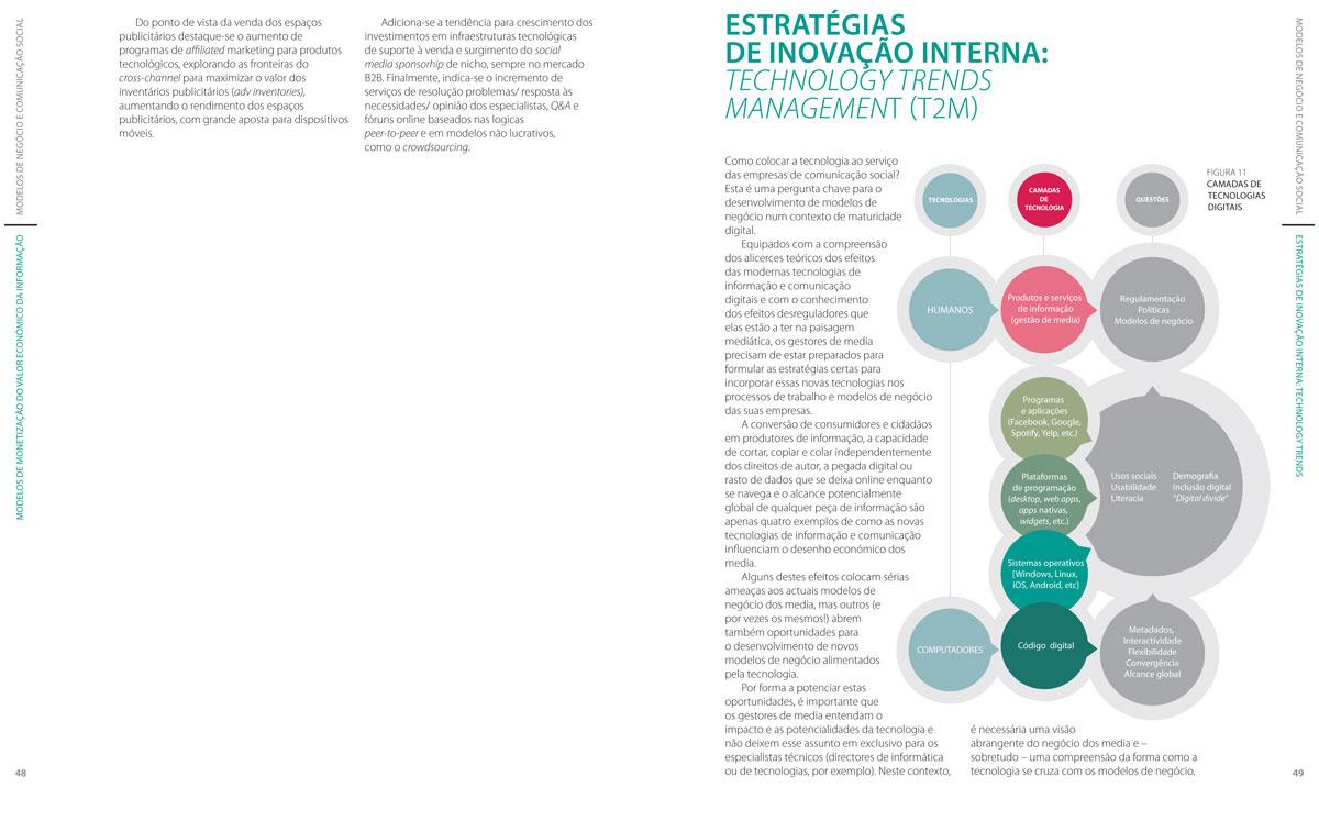 MODELOS DE NEGÓCIO E COMUNICAÇÃO SOCIAL