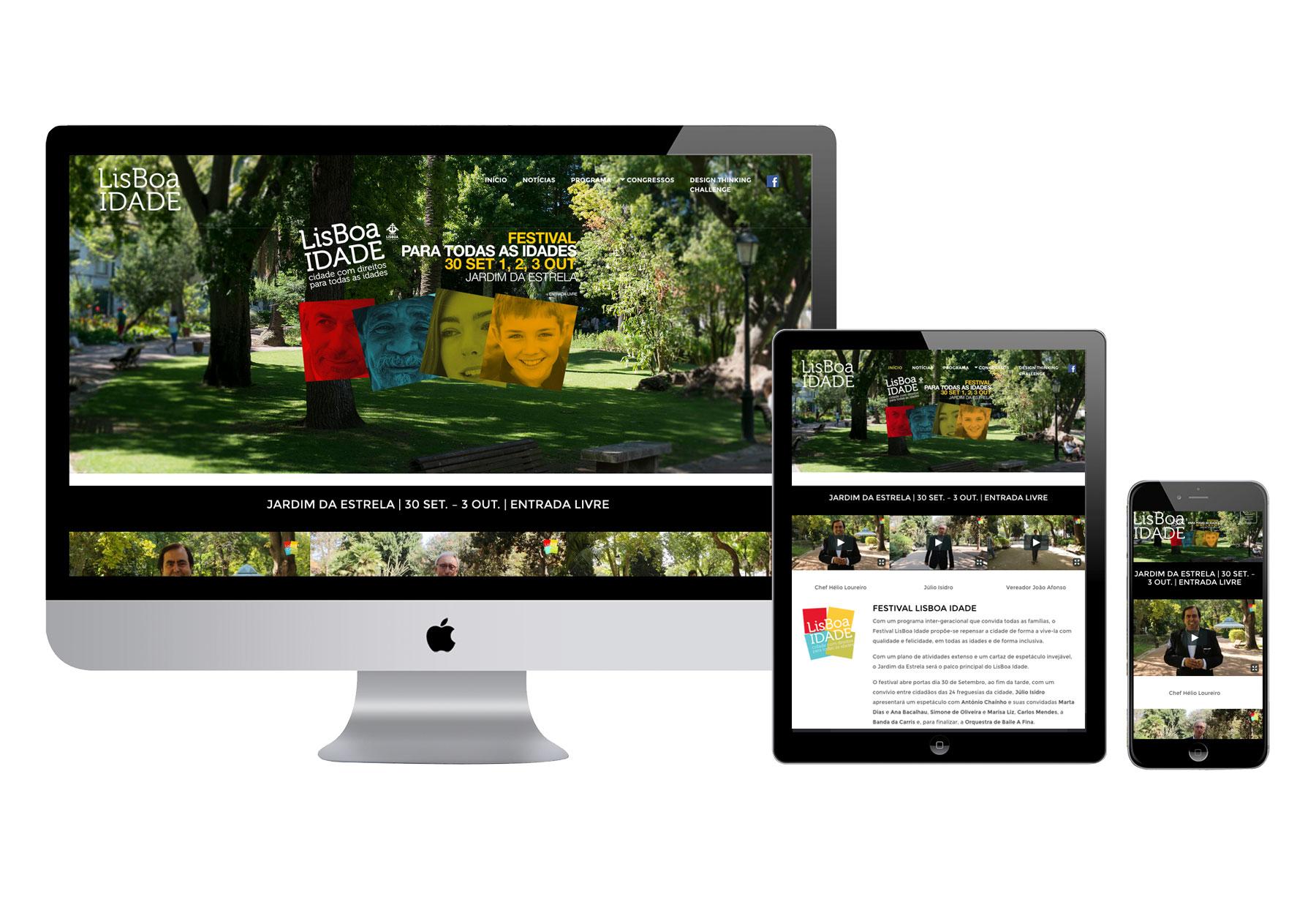 Festival LisboaIdade 2016 - site