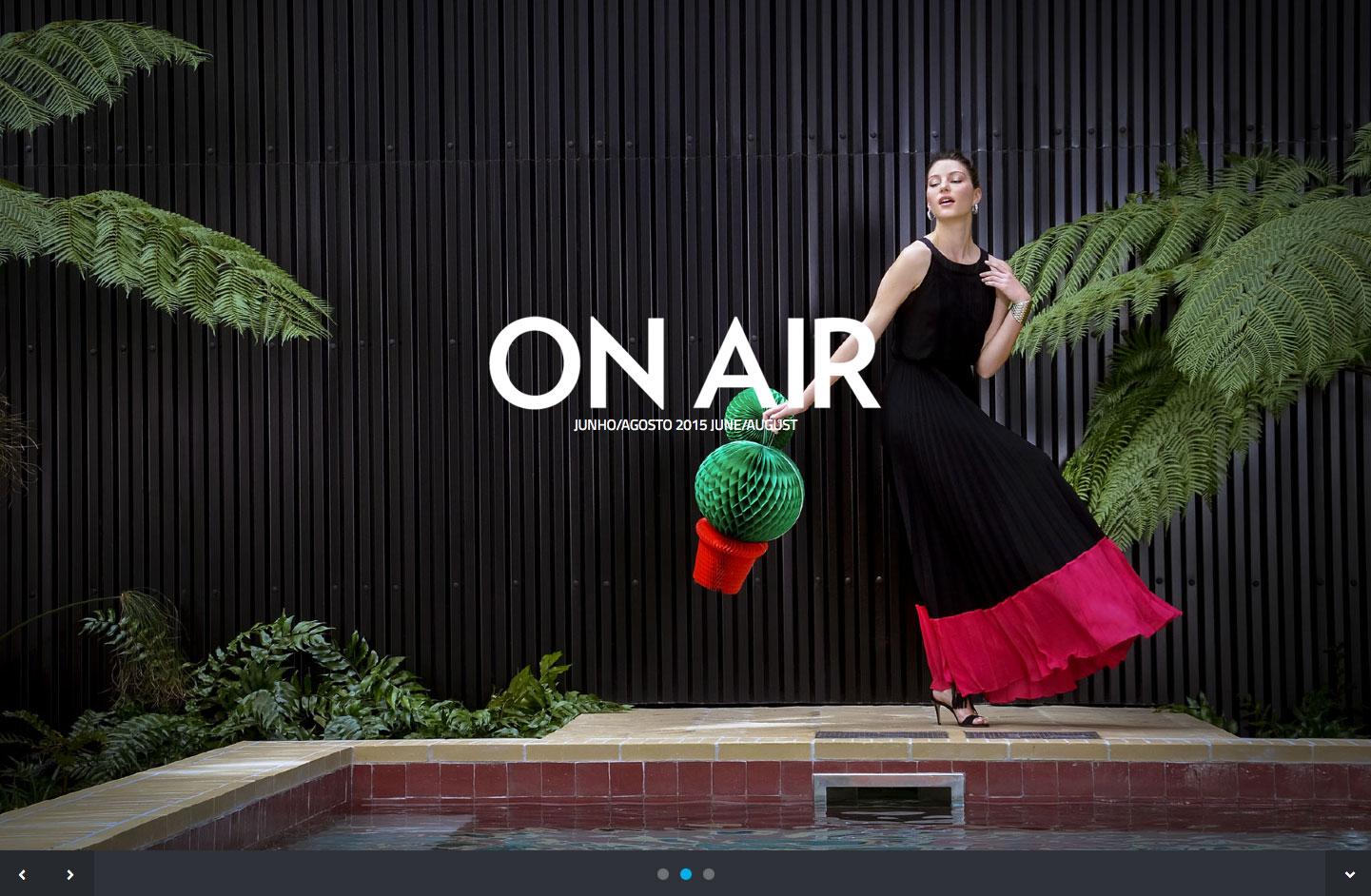 ON AIR junho 2015 - site