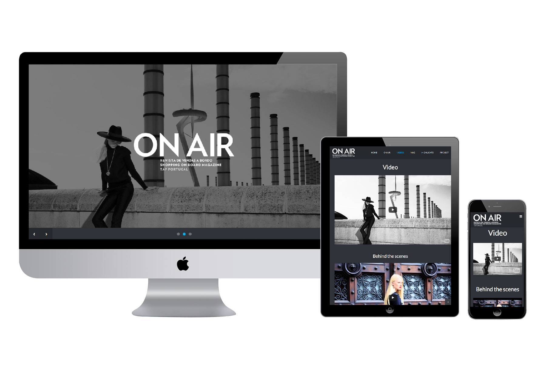 ON AIR - Inverno 2015 - site