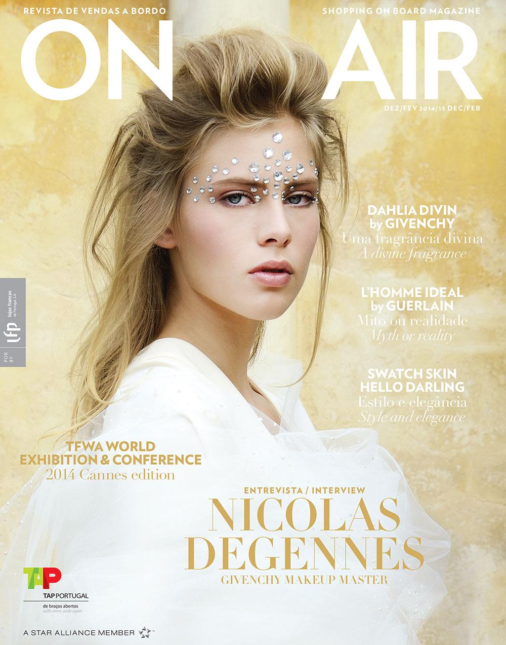 ON AIR - Dezembro 2014 - capa