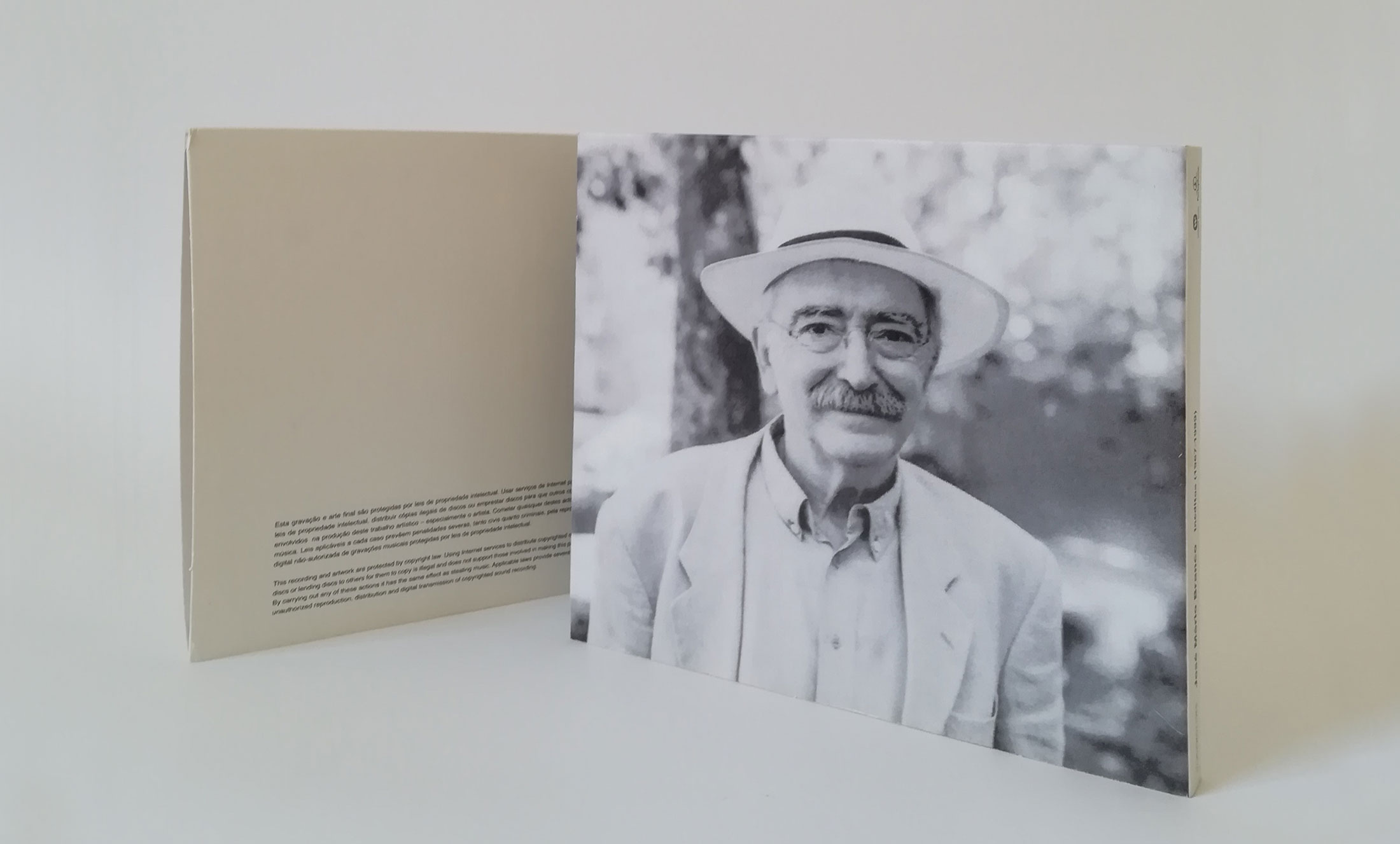 José Mário Branco - Inéditos 1967-1999 (cd1 e cd 2)
