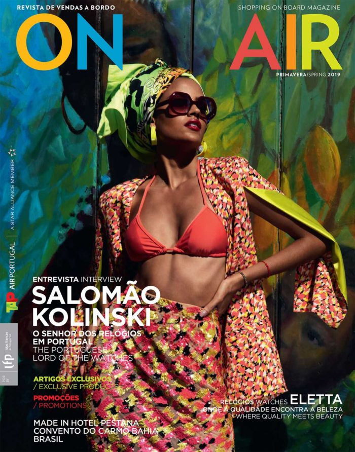 ON AIR MAGAZINE TAP Primavera 2019